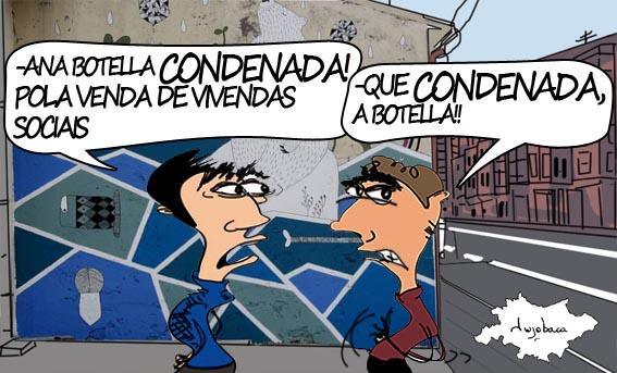 O Tribunal de Contas condenou a Ana Botella