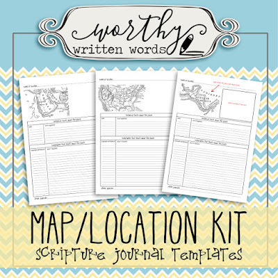 One of a kind maplocation study scripture journal templates for awhile now i have been creating pages in my journal for all the different locations i am studying about youve got the valley of lemuel nahom maxwellsz