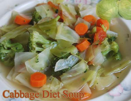 Weight Loss Tips: Cabbage Soup Diet 7-Day Diet Plan - Lose