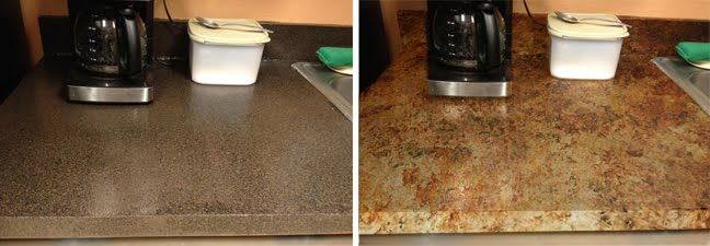 Giani Granite Countertop Paint How To Cover Up Rustoleum Countertop Paint With Giani Granite Countertop Paint