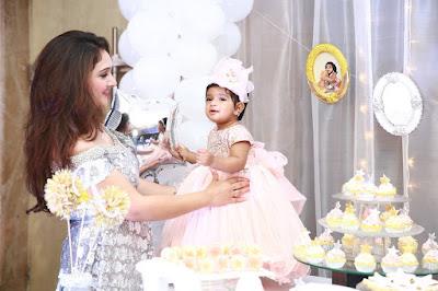 Sridevi Vijaykumar's Daughter First Birthday2
