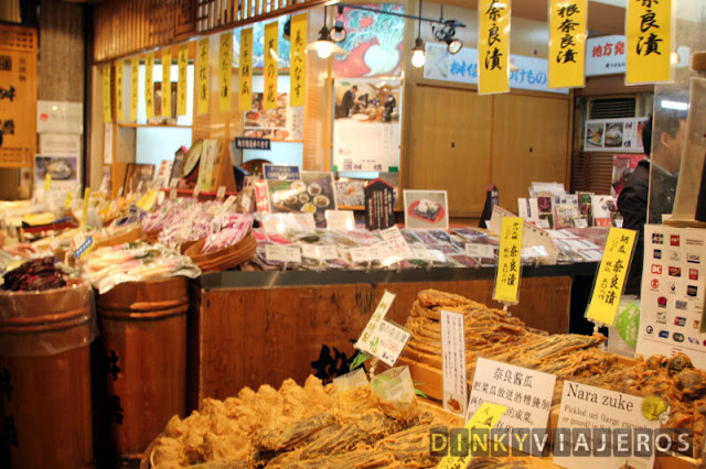 Tienda del Nishiki Food Market