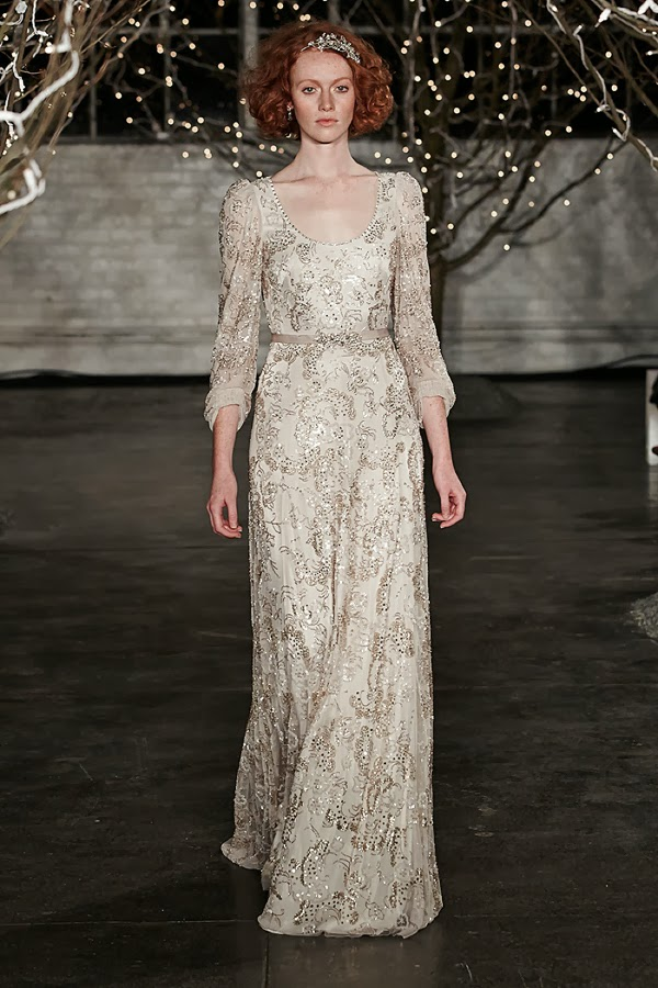 Jenny Packham Spring 2014 Bridal by Cool Chic Style Fashion