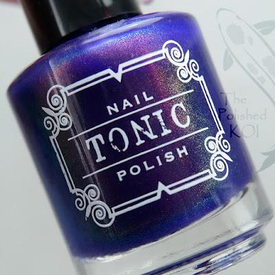 Tonic Polish Curio Swatch