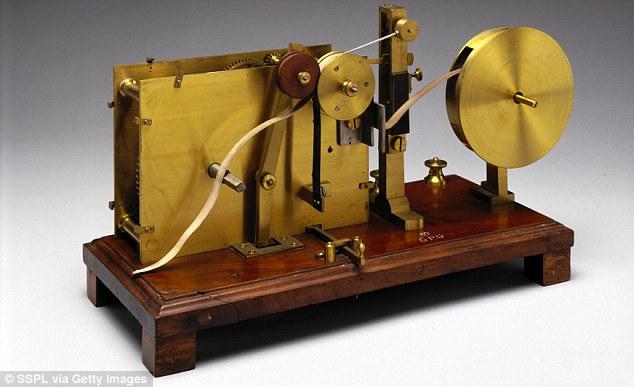 first telegraph machine - photo #12
