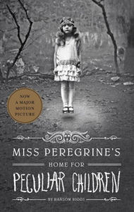 "Tween Book Group Reads <""Miss Peregrine's Home for Peculiar Children"" for September 8, 2016"