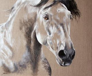 equinos-cabezas-cuadros-pintados