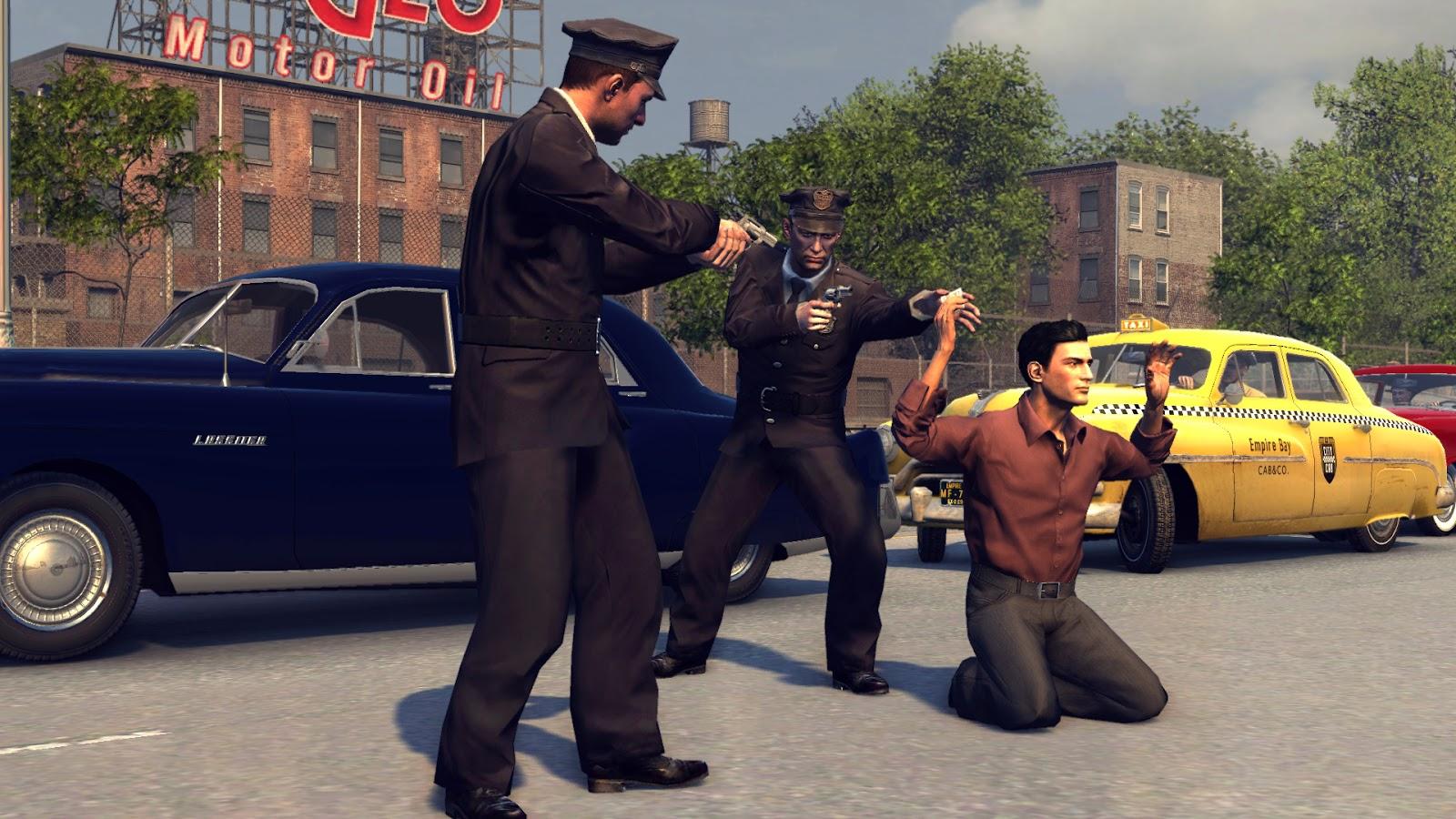 Mafia II PC game Download