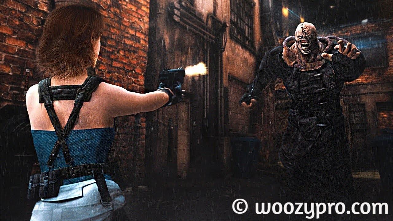 Resident Evil 3 Remake And Resident Evil 8 Confirmed