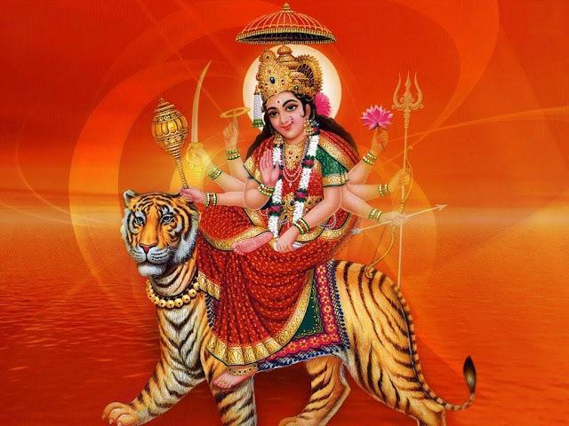 Maa Vaishno Devi Full Size HD Wallpaper For Your Mobile & Desktop
