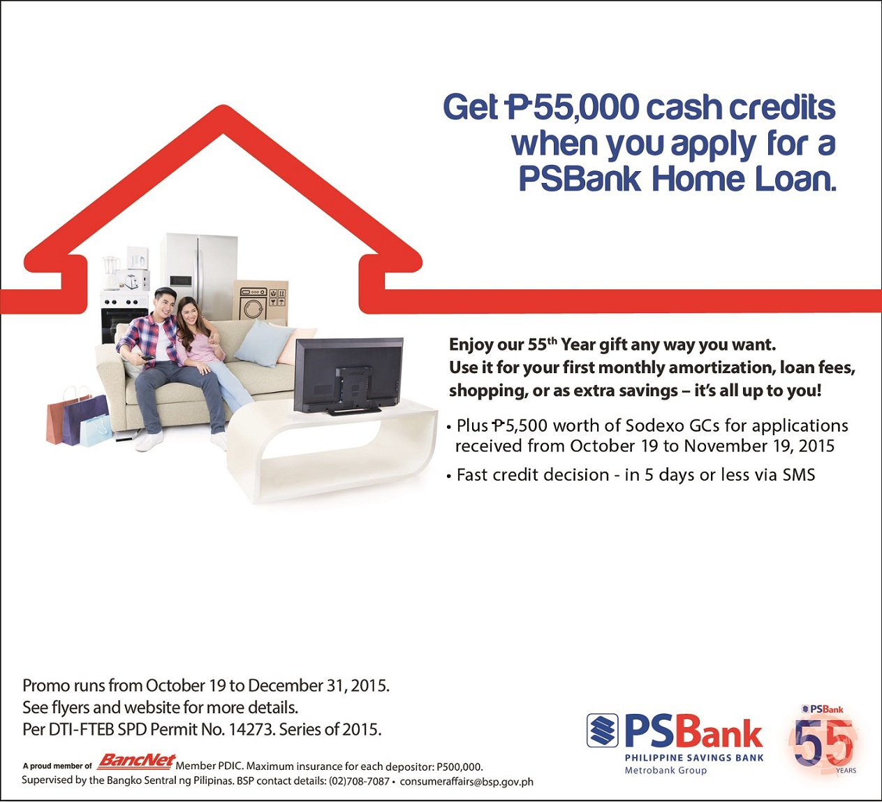 PSBank Home Loan