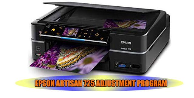 EPSON ARTISAN 725 ADJUSTMENT PROGRAM