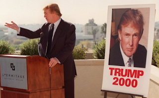 Trump's 1990 Playboy Interview Perfectly Lays Out His View Of The World