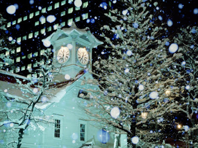 Sapporo Clock Tower Japan