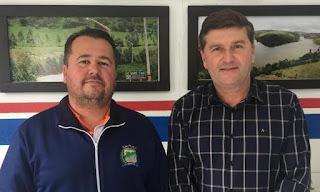 Gilmar Pontes assume Secretaria de Turismo de Sairé
