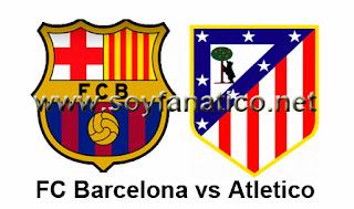 Barcelona vs Atletico Madrid 2016