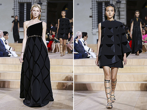 2015/07/10 Fashion Week in Paris: valentino 7