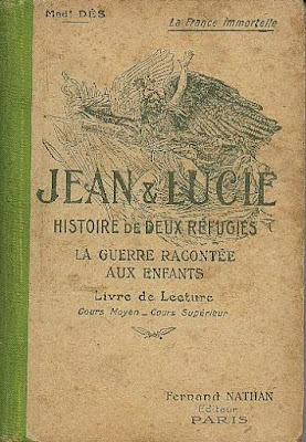 Ouvrage de Mme Dès (collection musée)