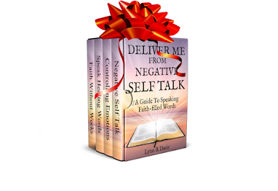 Deliver Me From Negative Self Talk Book Anniversary