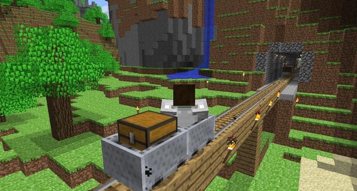 Minecraft Maden Giriş