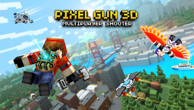 Pixel Gun 3D: Battle Royale MOD (Unlimited Coins) APK + OBB for Android