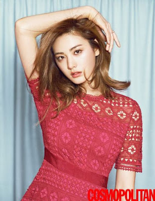 Nana After School Cosmopolitan March 2016