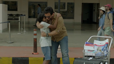 Saif Ali Khan Hug HD Photo