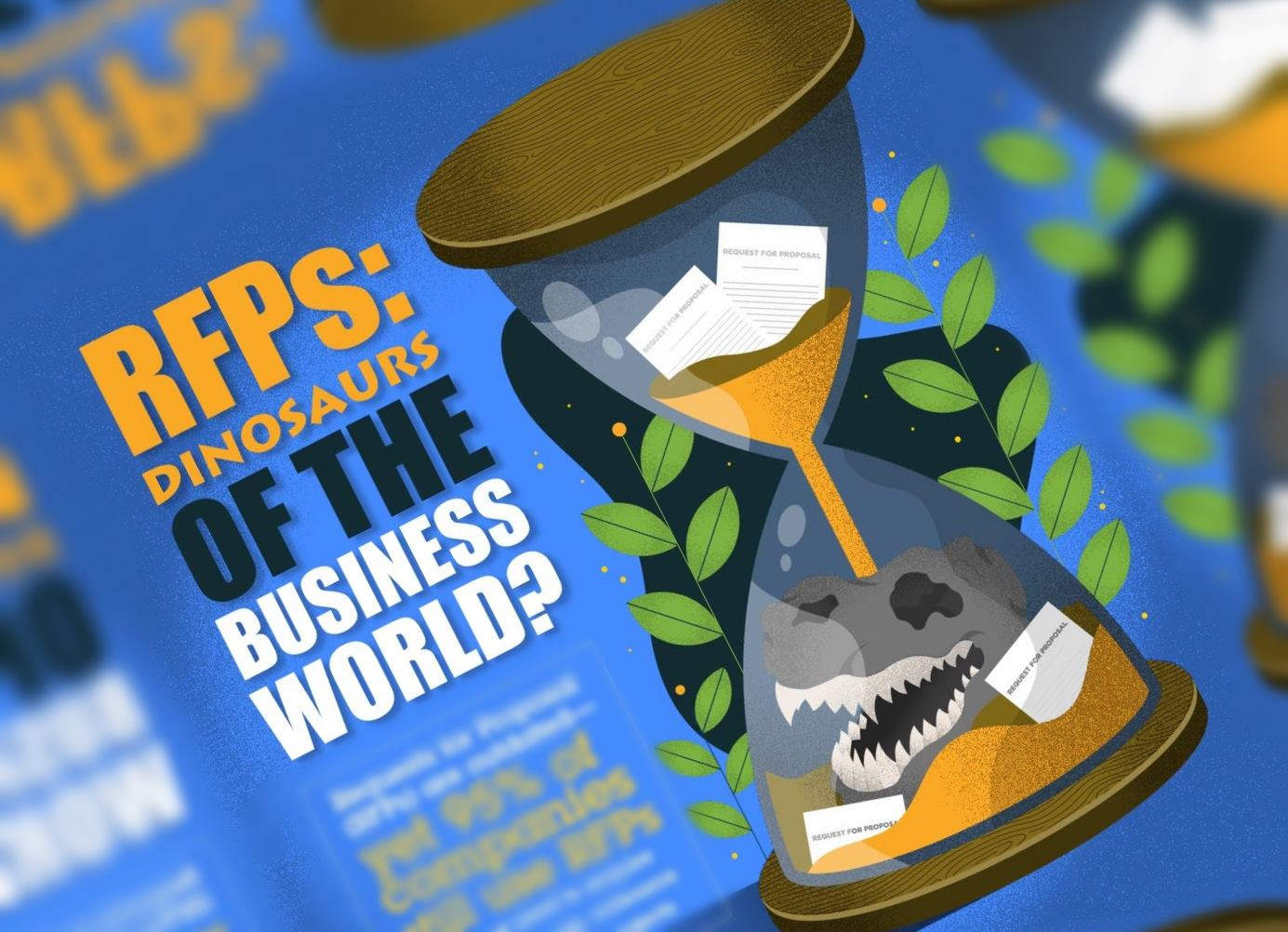 Requests For Proposal Are The Dinosaurs Of The Business World