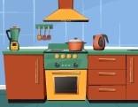 GenieFunGames Classy Kitchen Escape