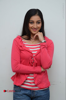Telugu Actress Mouryani Latest Pos in Blue Denim Jeans  0001.JPG