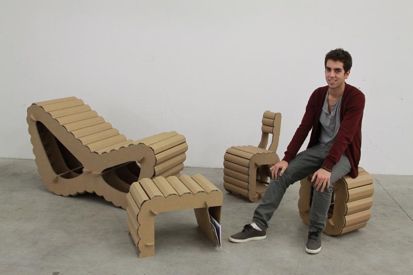 carton kit cr ations objets et meubles 100 carton. Black Bedroom Furniture Sets. Home Design Ideas