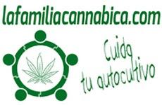 Logo La familia cannábica