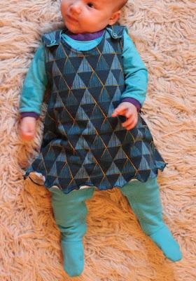 Kleid freebook baby