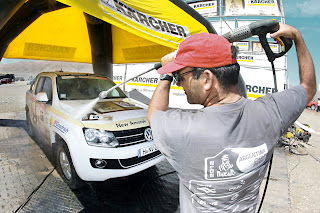 f556b910f Fifth consecutive role for Karcher at Dakar Rallies