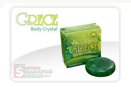GRECE Body Crystal Harapan Indah
