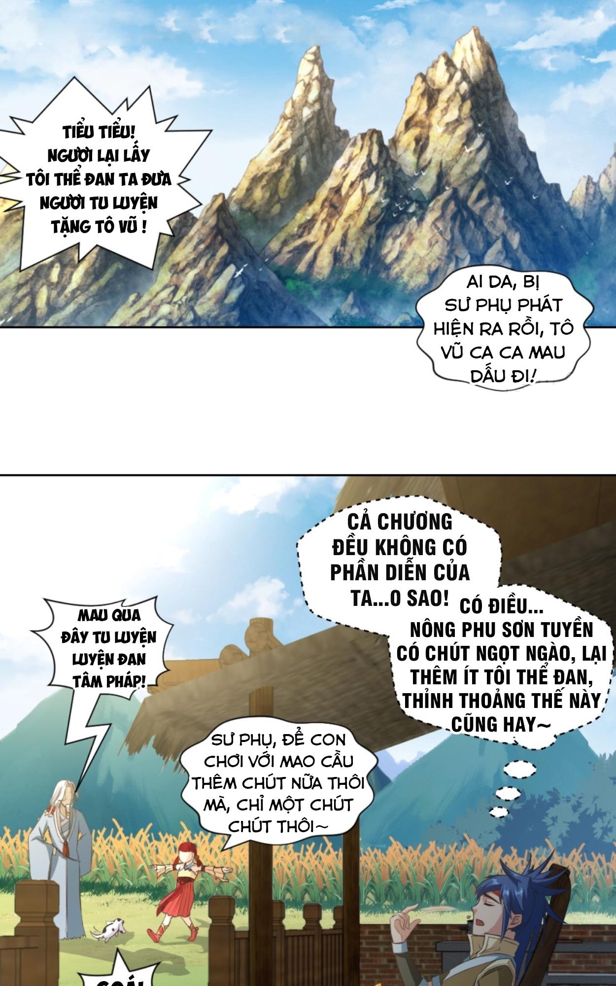 Chiếm Cái Đỉnh Núi Làm Đại Vương chap 16 - Trang 31