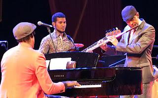 Néstor Torres brilla en el Teatro Nacional de Cuba / stereojazz