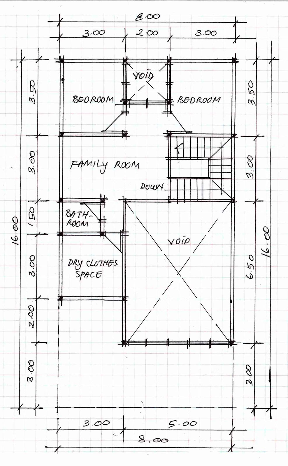 Beau 2nd Floor Plan Of Home Image 10