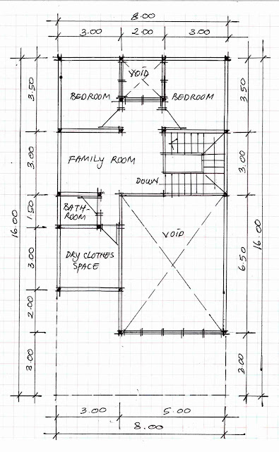 2nd floor plan of home image 10