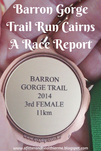 Barron Gorge Trail Run Race Report