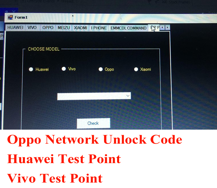 Oppo Network Unlock Code Android Tools - ZEE MOBILE