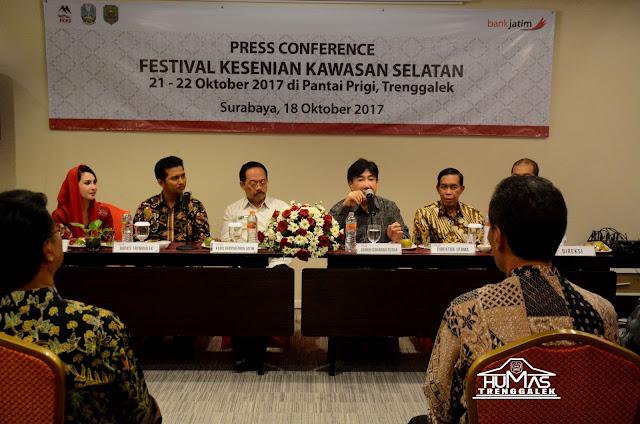 Guruh Soekarno Putra Janjikan Karya yang Fresh pada FKKS 2017