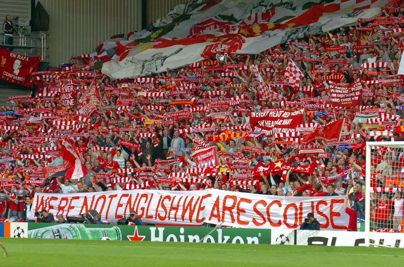 Liverpool Fc: Best Celebrity: Liverpool Football Club