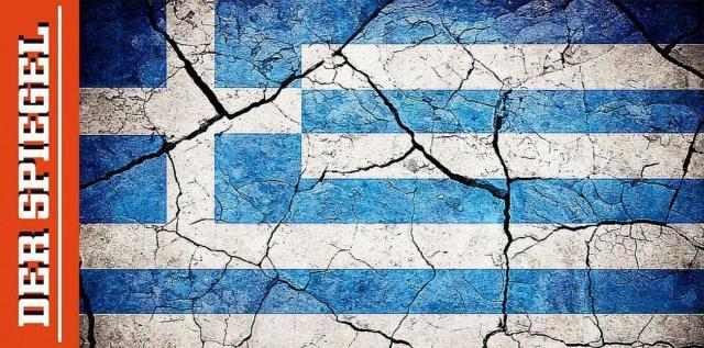 "Spiegel: ""Αποστολή εξετελέσθη - Η Ελλάδα πεθαίνει"""