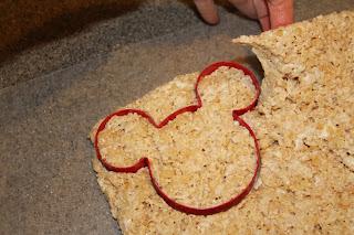 Mickey Christmas Treats