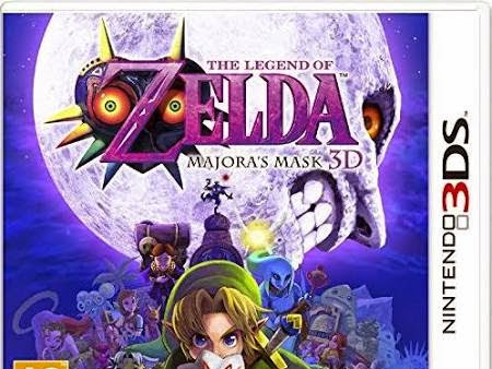 REVIEW: The Legend of Zelda: Majora's Mask 3DS by Nintendo