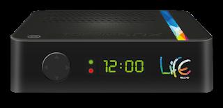 ATUALIZAÇÃO TOCOMBOX LIFE HD V4.49 - 31/08/2016