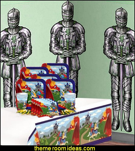 Medieval Prince Deluxe Party Pack