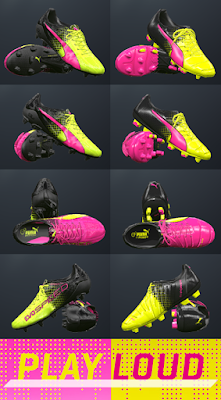 PES 2016 Puma Tricks Pack Update For BootPack V4 by WENS