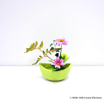 Ikebana-Jiyuka-mini ikebana